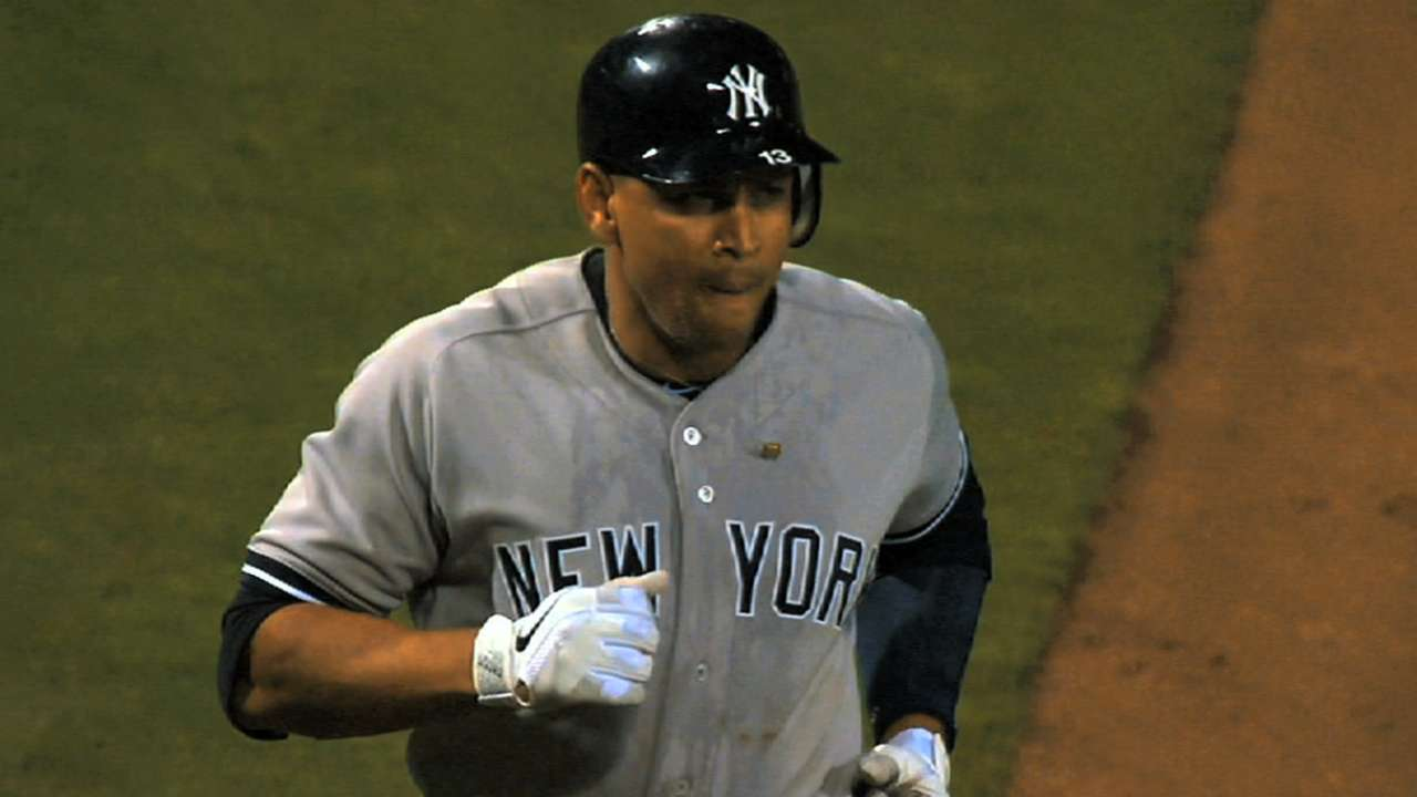 With A-Rod suspension, Yanks need to address third