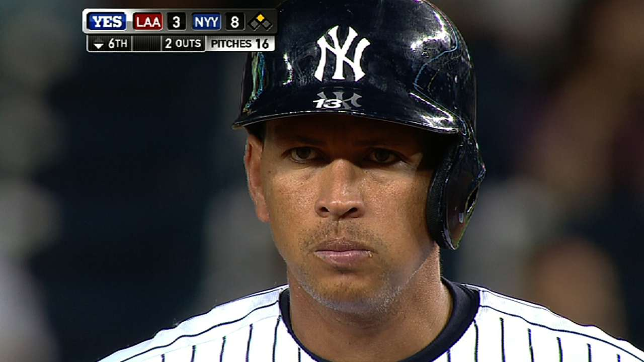 After A-Rod suspension, infield a concern for Yanks
