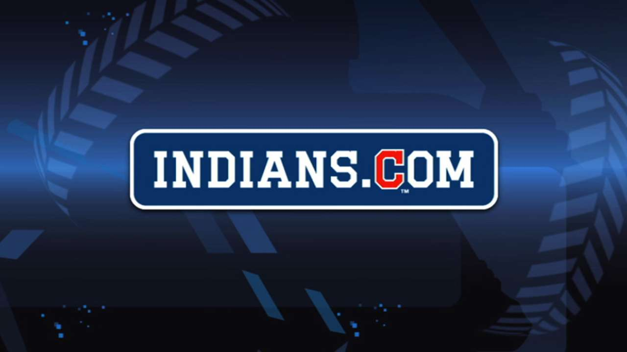 Indians announce start times for 2014 season