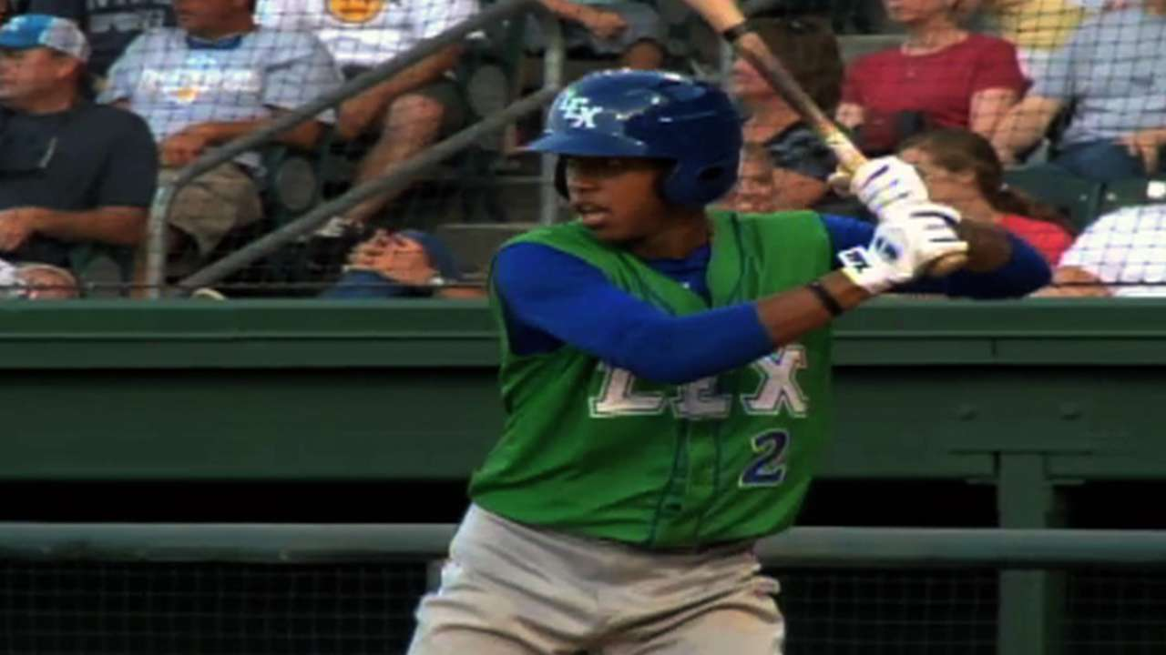Royals Minor League report: May 16