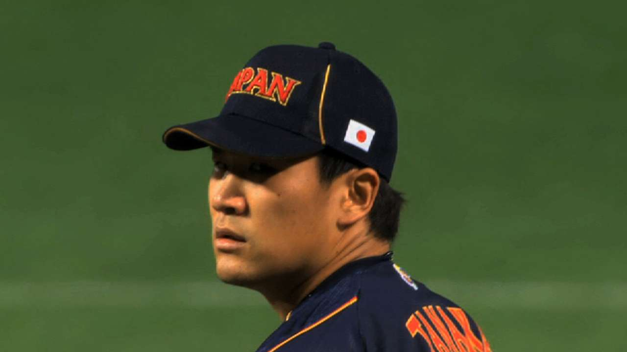 Fortnight remains for Tanaka, potential suitors