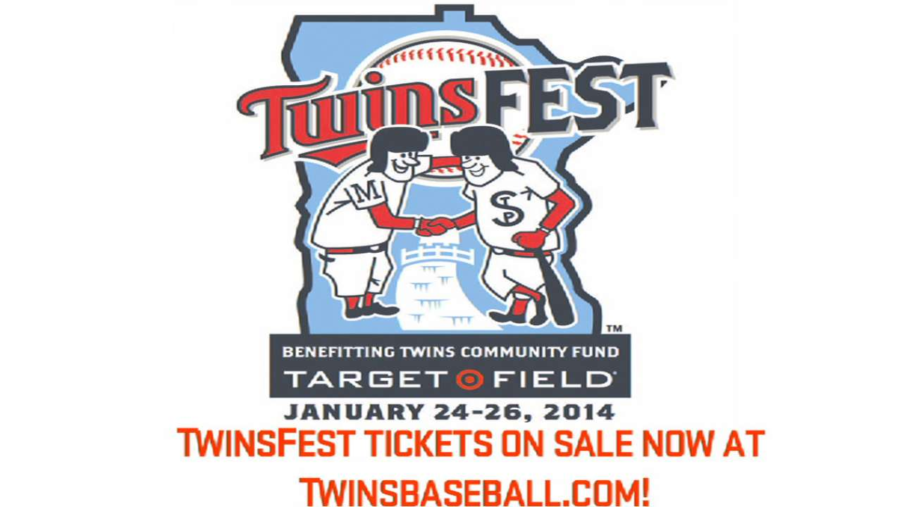 Twins Caravan battles weather to reach fans