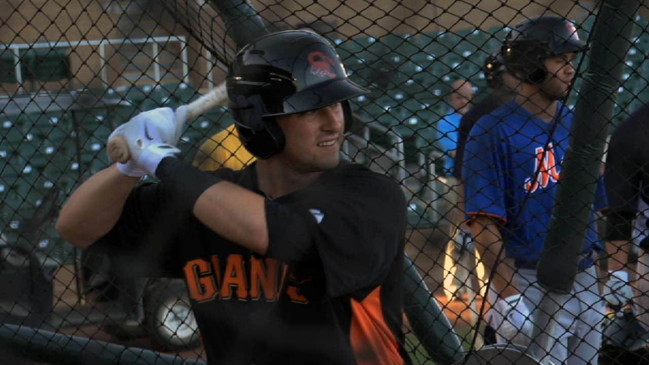 Prospect Susac belts two homers for Fresno
