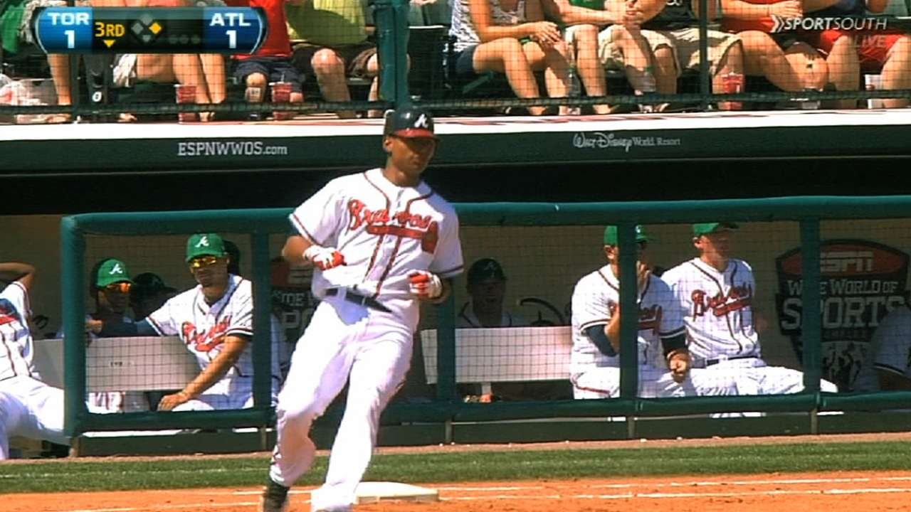 Triple-A prospect Bethancourt heating up