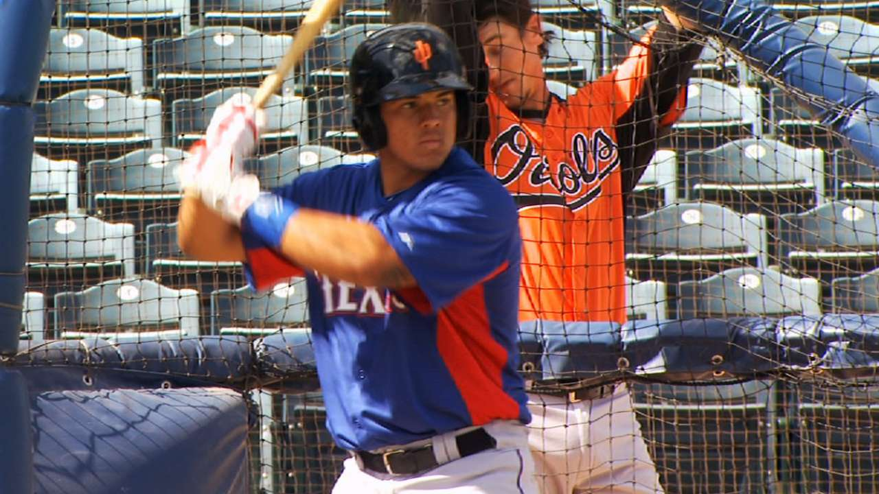 Prospects Alfaro, Mazara earn promotions