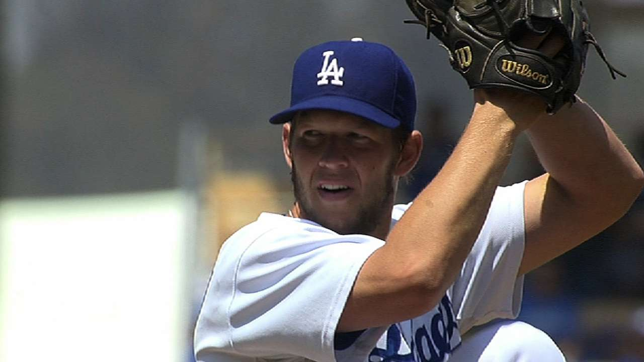 Dodgers send message with Kershaw deal