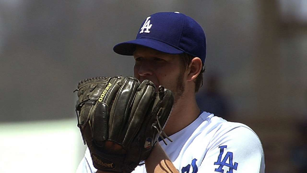 Sarah's Take: Kershaw a wise investment for LA