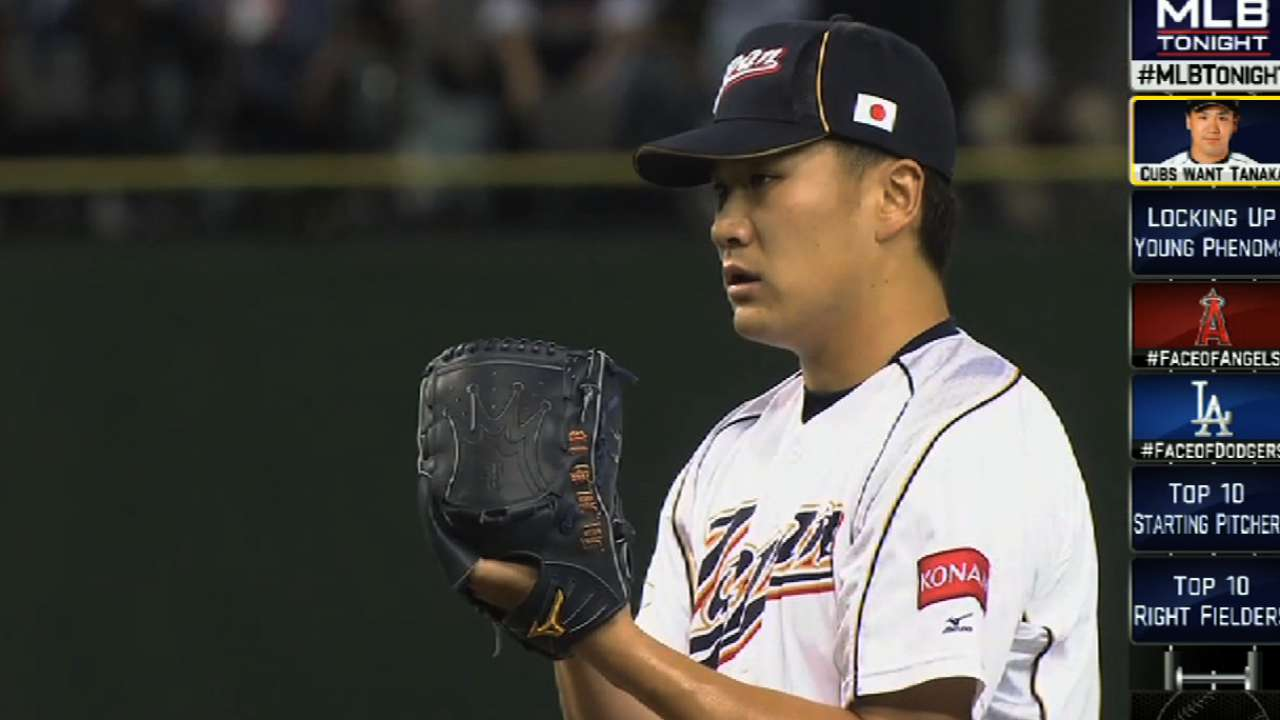 Inbox: Will Dodgers still make pitch for Tanaka?