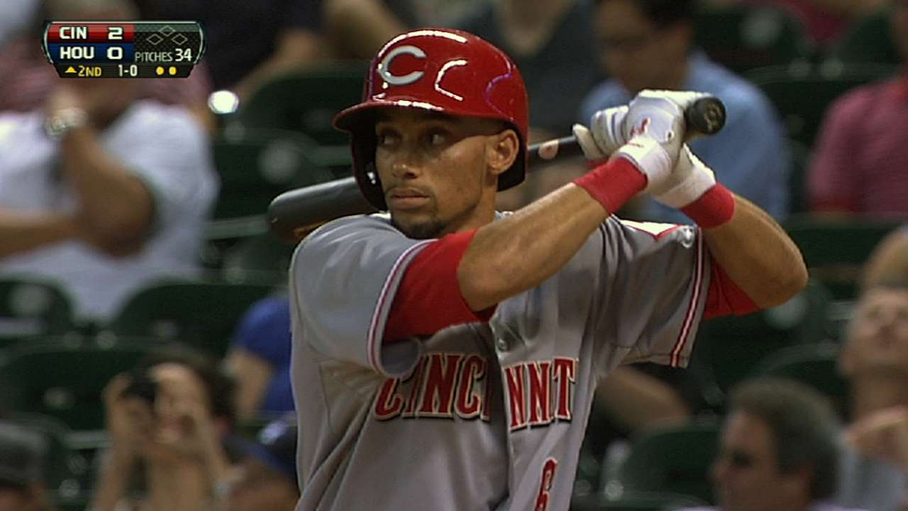 Hamilton steals show as Reds Caravan rolls on