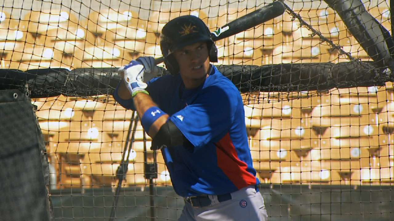 Pipeline preview: Almora set for Tennessee debut