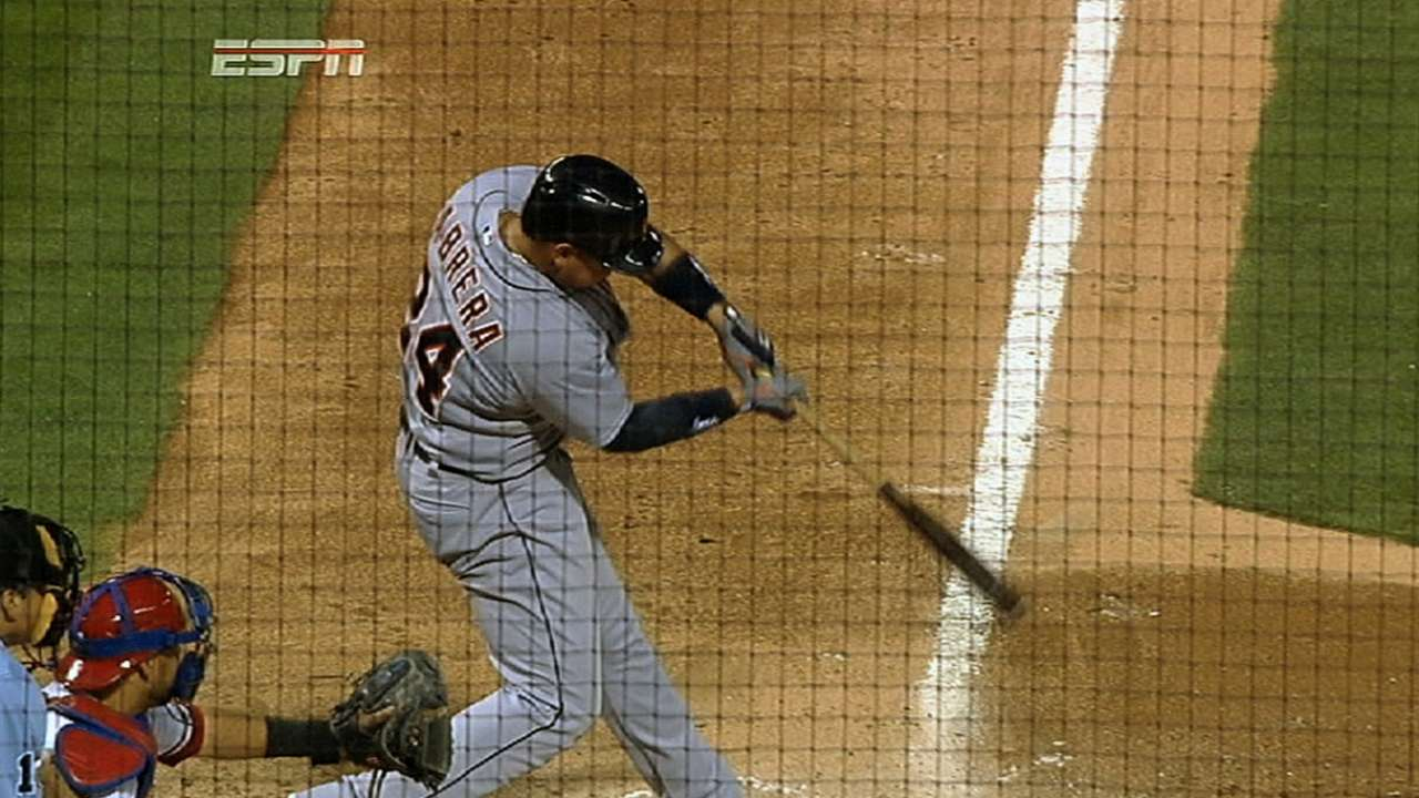 Miggy feeling stronger after offseason surgery