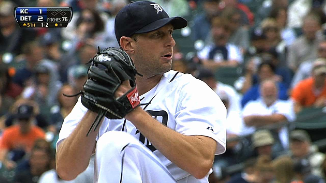 MLB Notebook: Scherzer's '13 campaign was legendary