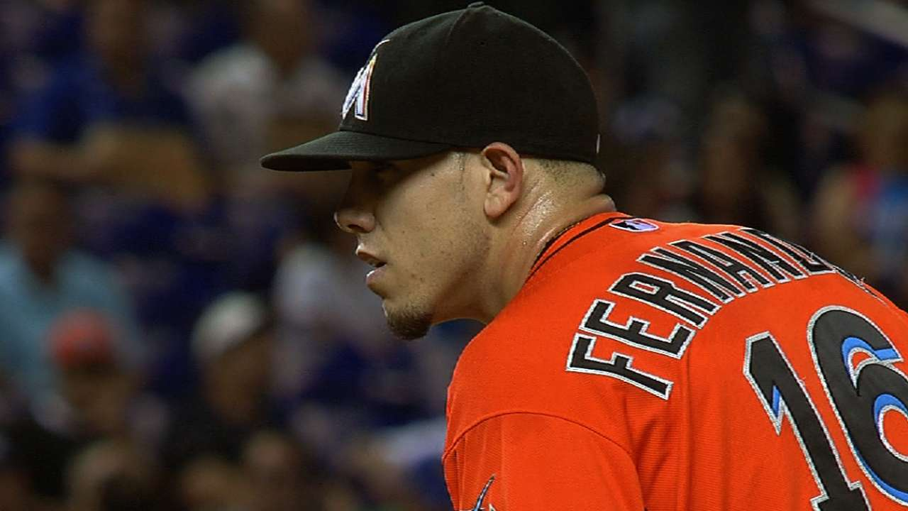 Fernandez setting sights high in Year 2