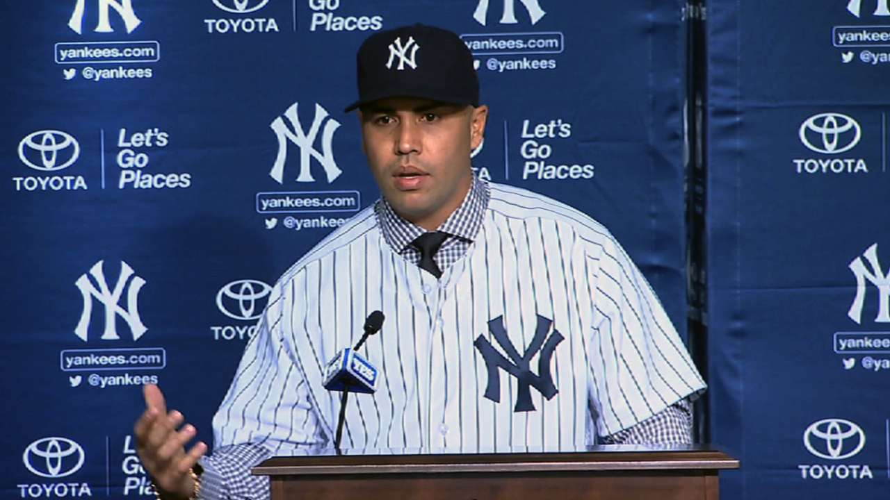 Beltran can't hide excitement at camp