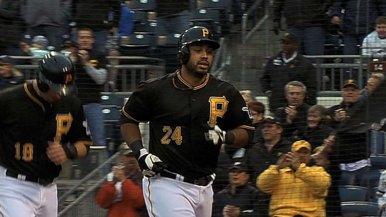 Pirates hope Alvarez continues strides from October