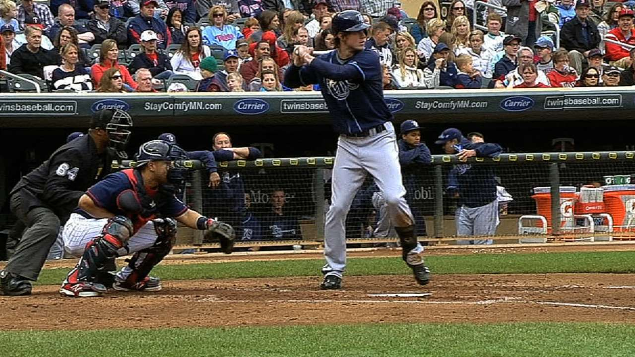 Myers exits Rays-Bucs early with bruised quad