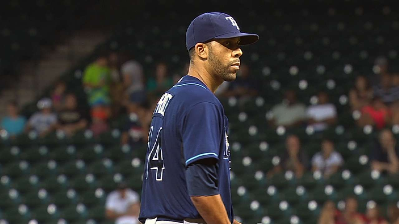 Price thrilled to enter camp still with Rays