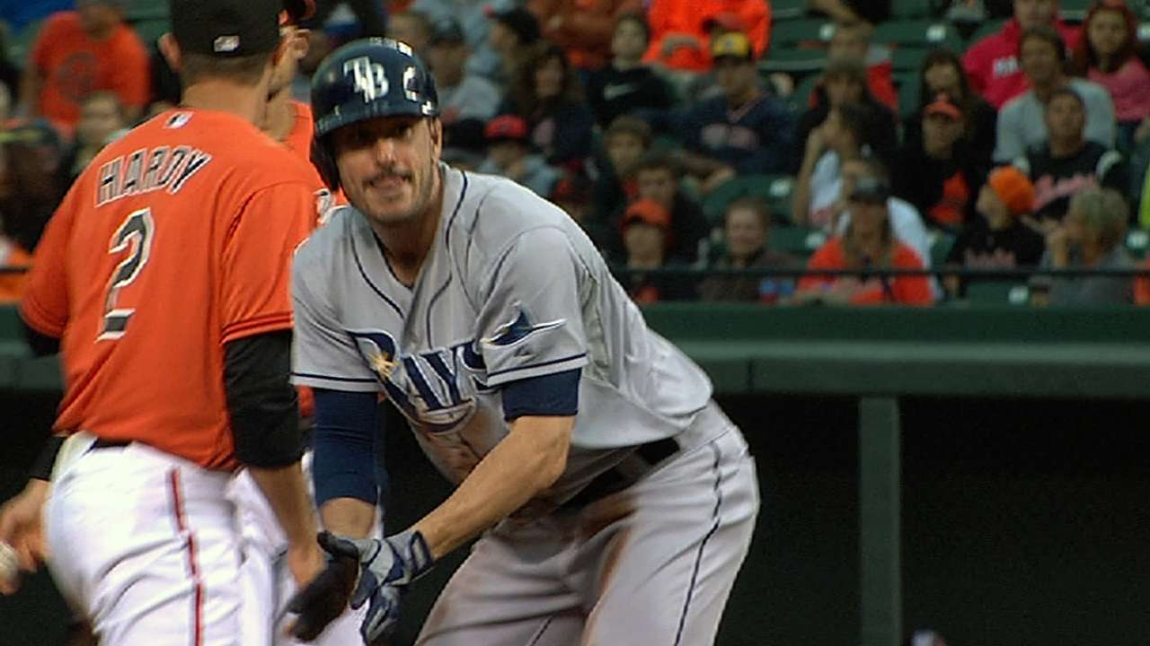 Joyce drives relentless Rays with huge game at plate