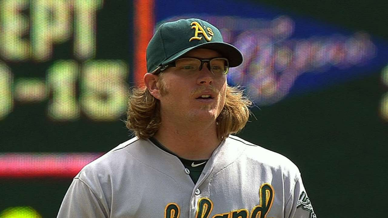 Griffin changes up pitch repertoire