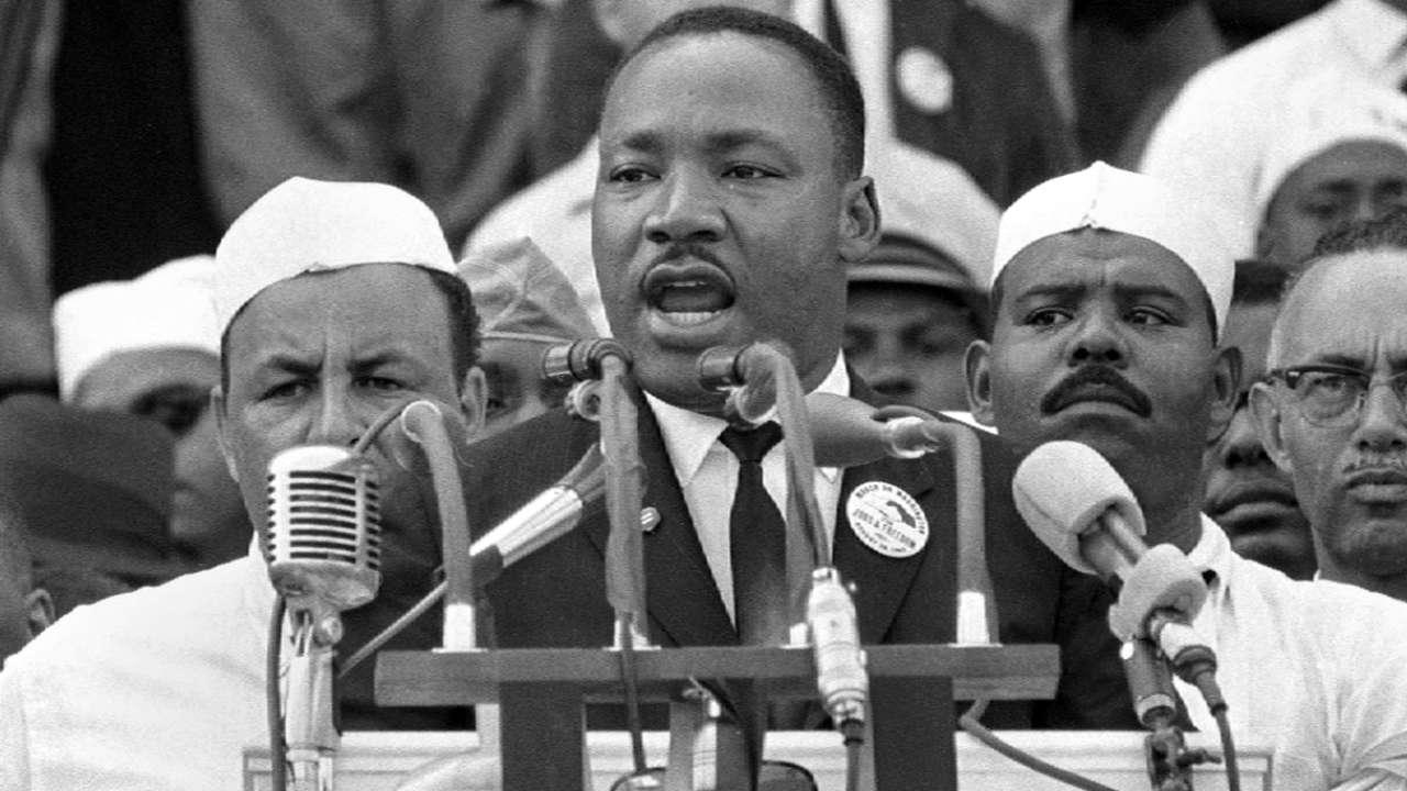 Aaron recalls time with MLK