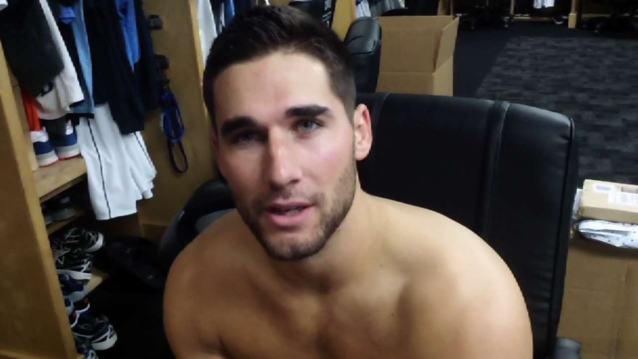Rays have high hopes for Kiermaier