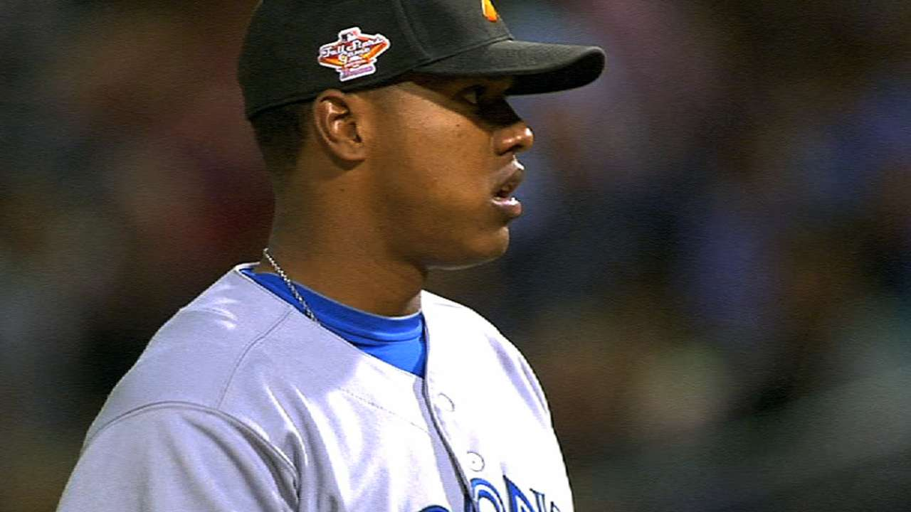 Stroman excited to face hitters in intrasquad game