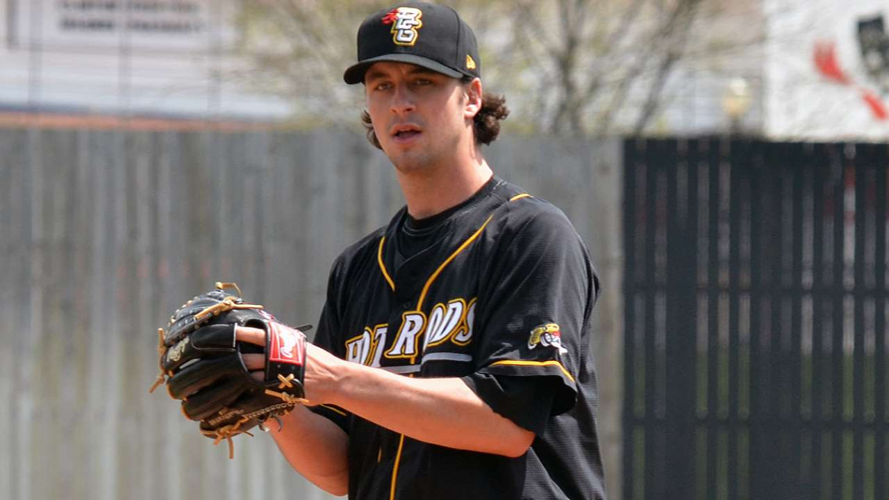 Humbled Guerrieri prepared to fulfill potential