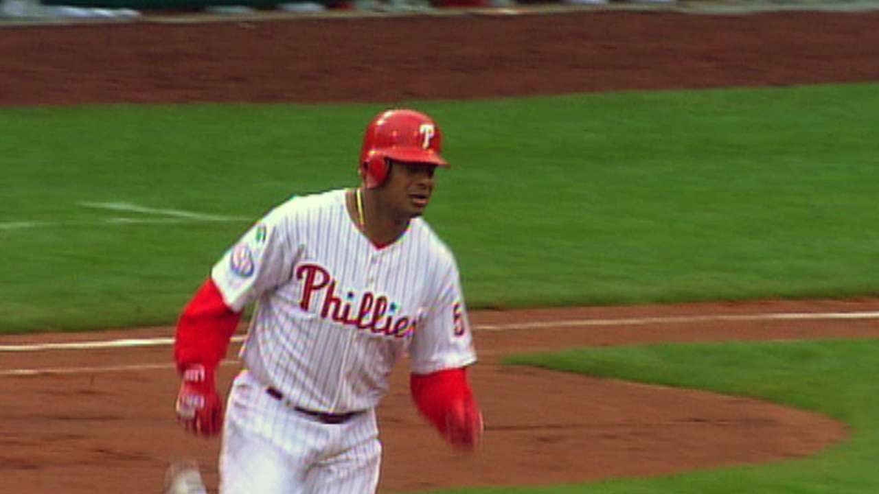 Abreu eager to return to baseball with Phillies