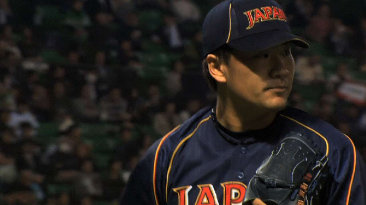 Tanaka coming to Bronx 'to win World Series'