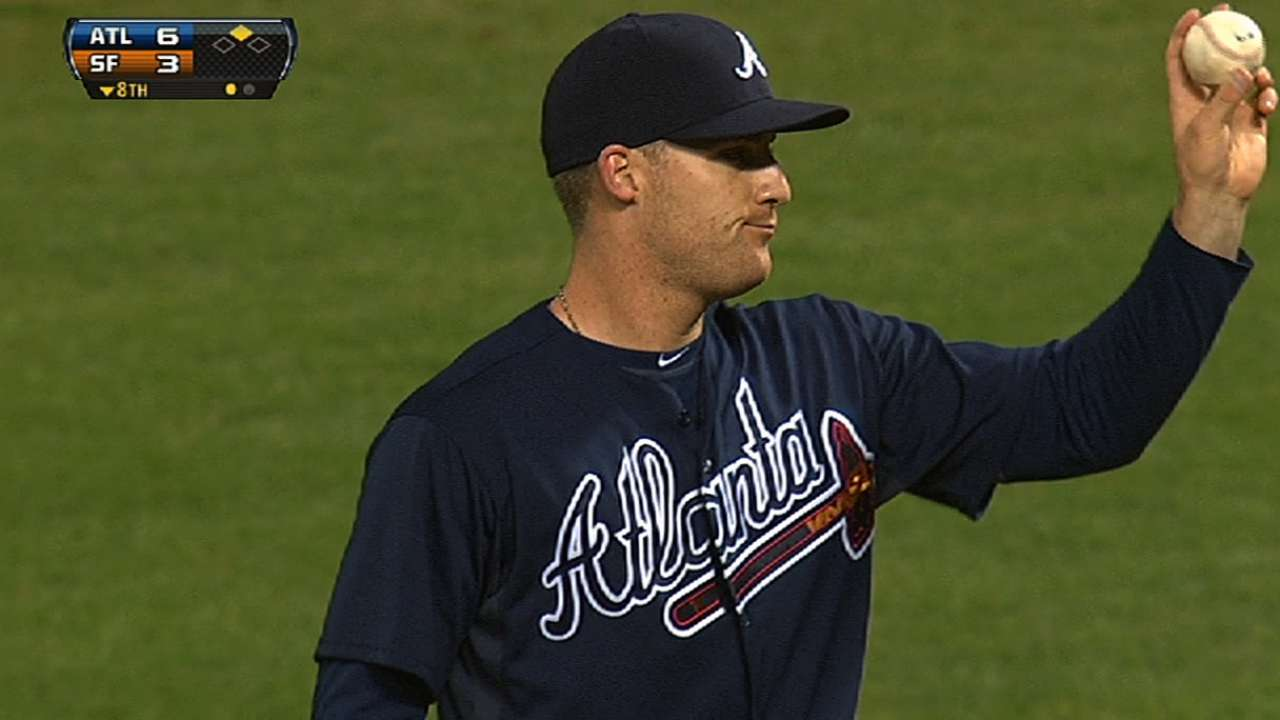 O'Flaherty throws inning in first rehab outing