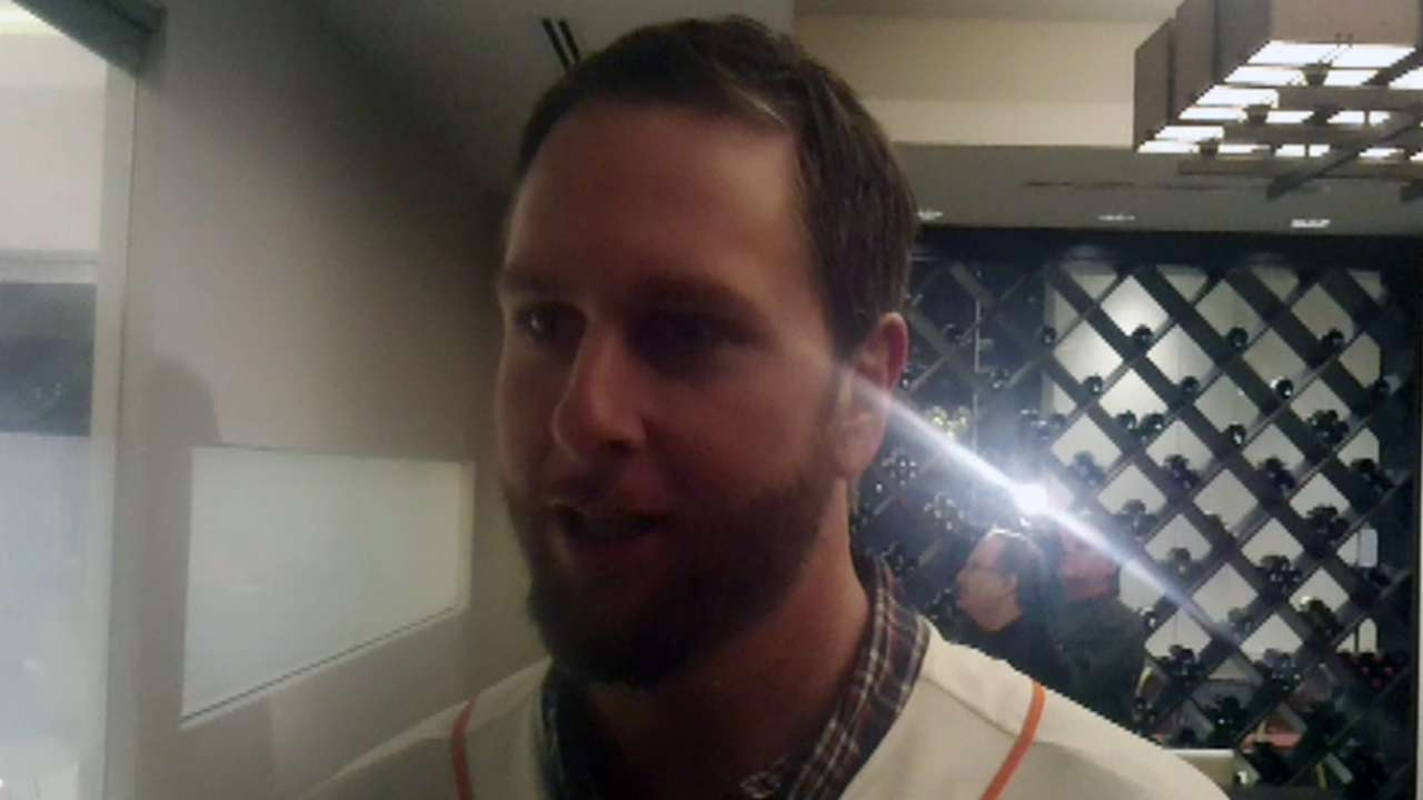 Qualls and Albers recall past camps with Astros