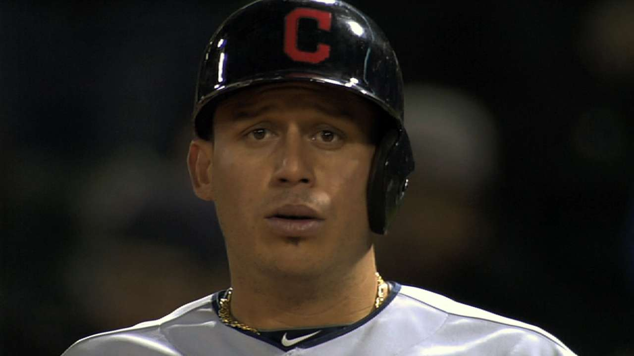 Asdrubal determined to lift Indians to greater heights