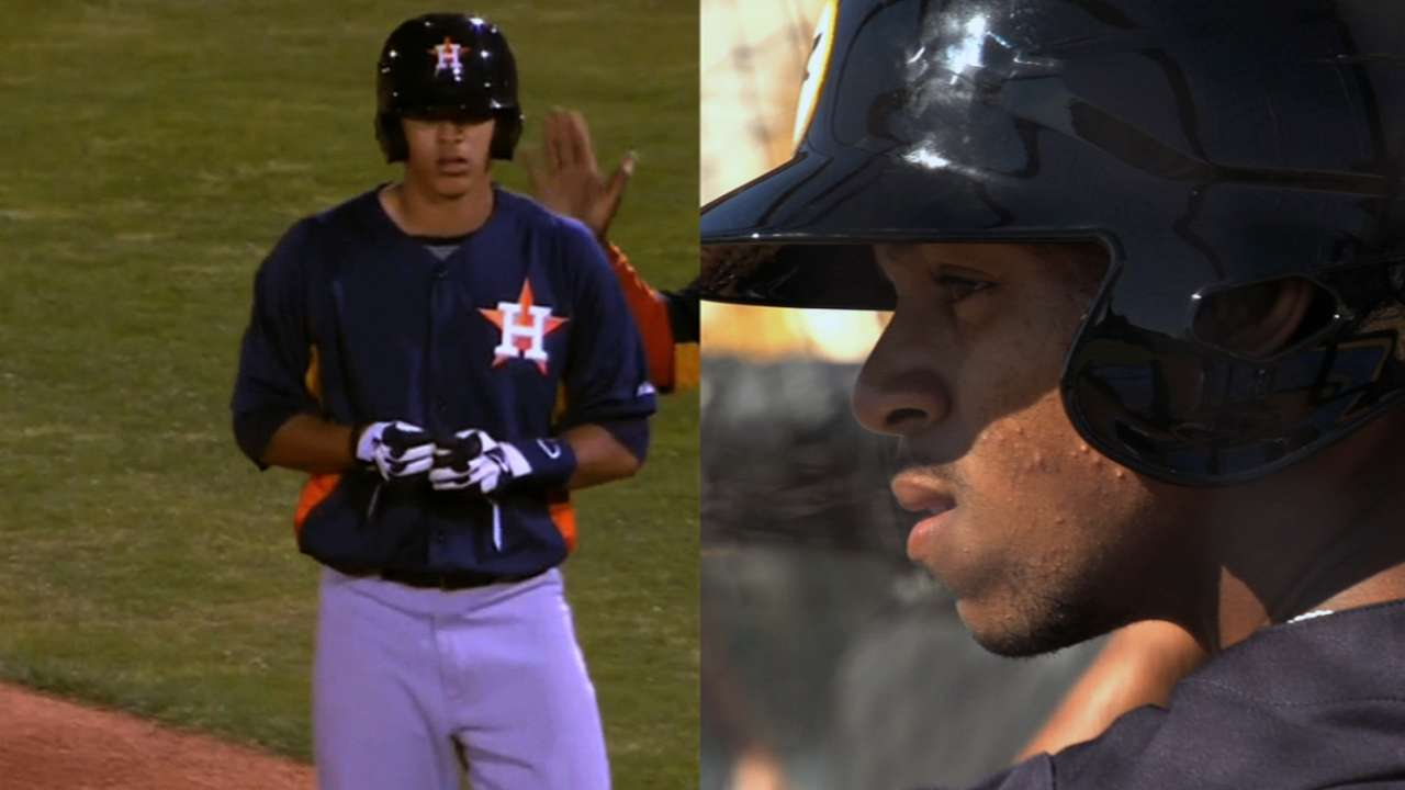 Pipeline Perspectives: Astros have top prospect pair