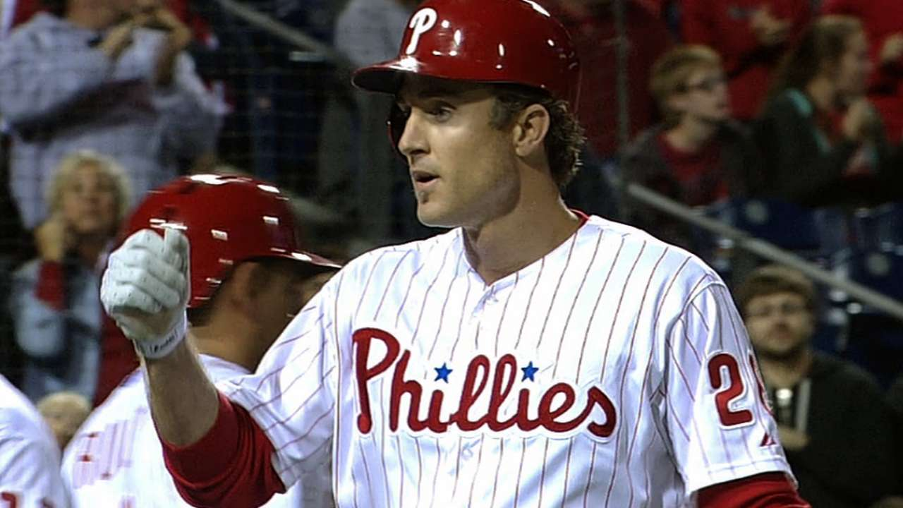 Offseason of change: Utley working year-round