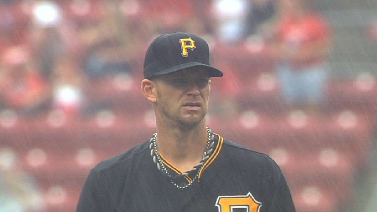 Bucs GM can't confirm Burnett hitting open market