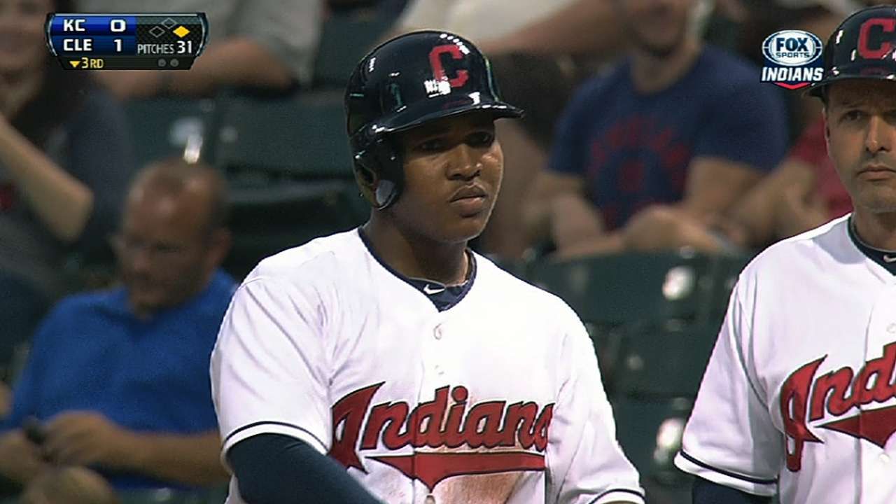 Anderson ready to repay Tribe's faith in him