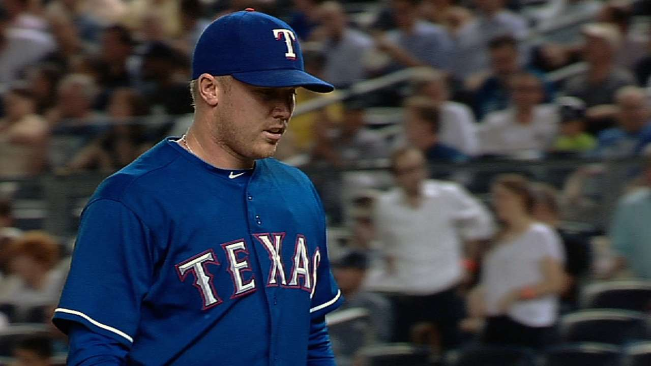 Rangers consider adding depth to uncertain rotation