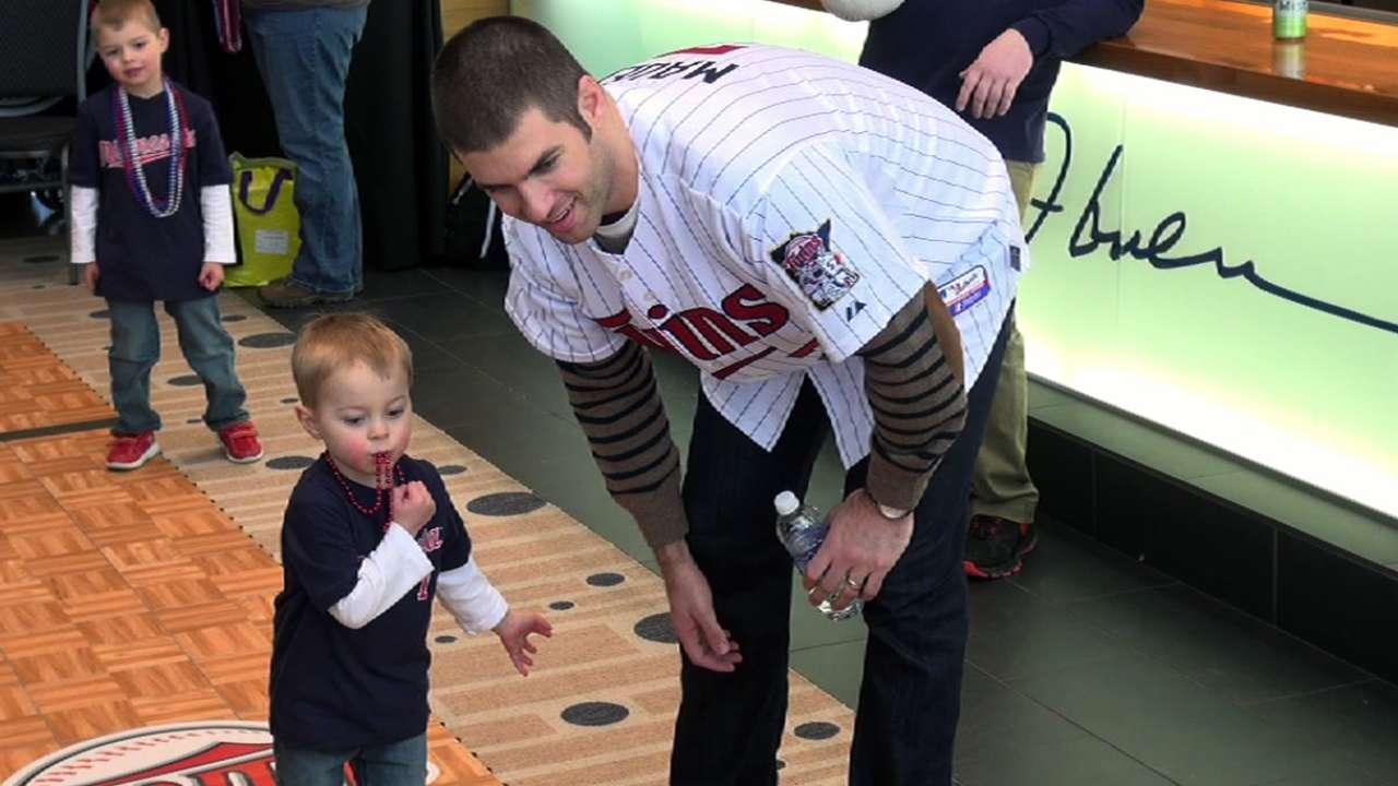 First TwinsFest at Target Field a success