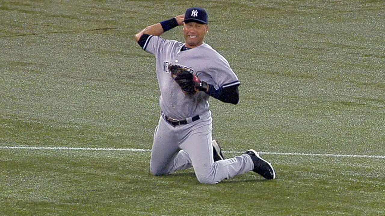 Hard-working Jeter welcomes return to routine