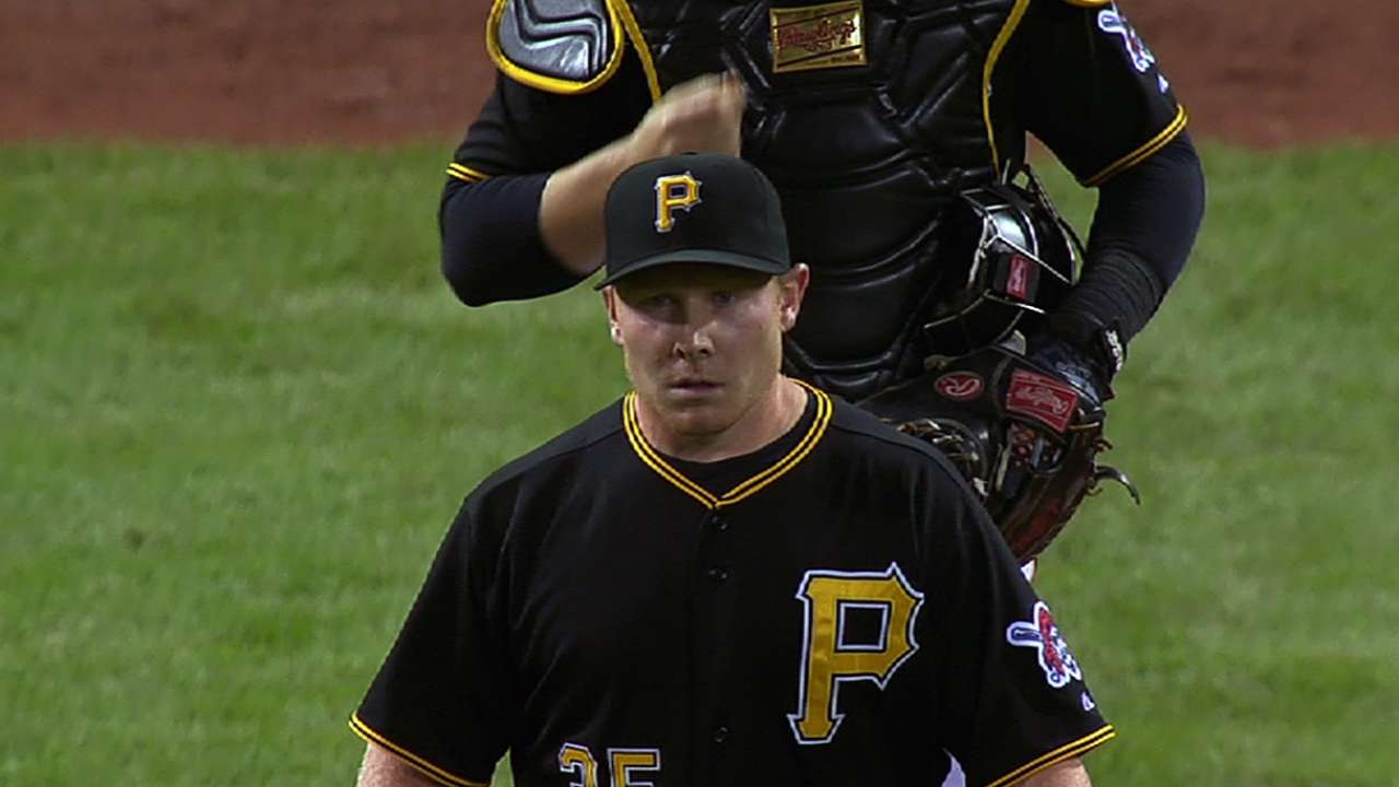 Hurdle: Pirates could compile two solid bullpens