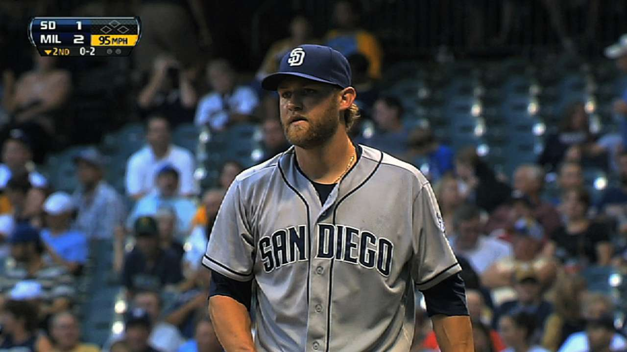 Cashner wins arbitration case, will make $2.4 million