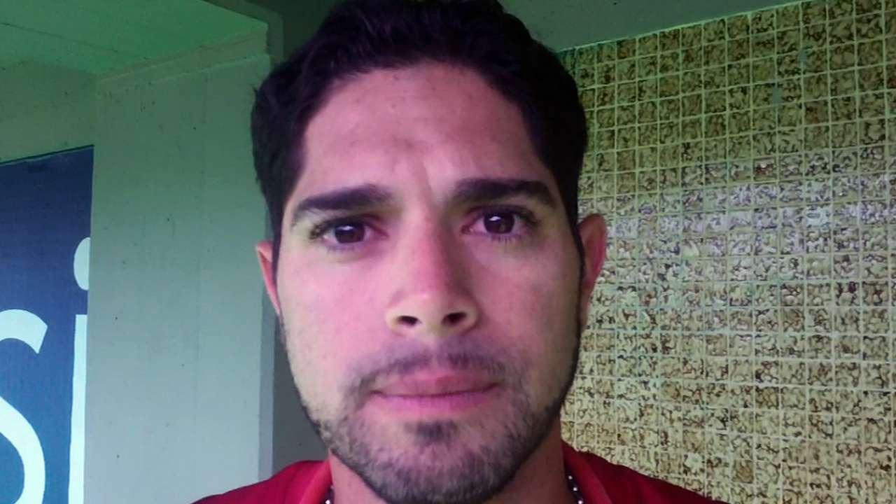 Piñeiro pretende volver a resucitar su carrera en SC
