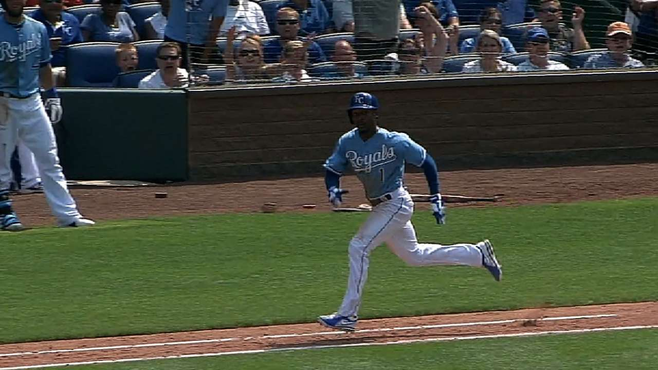 Sun tests Royals in win over Mariners