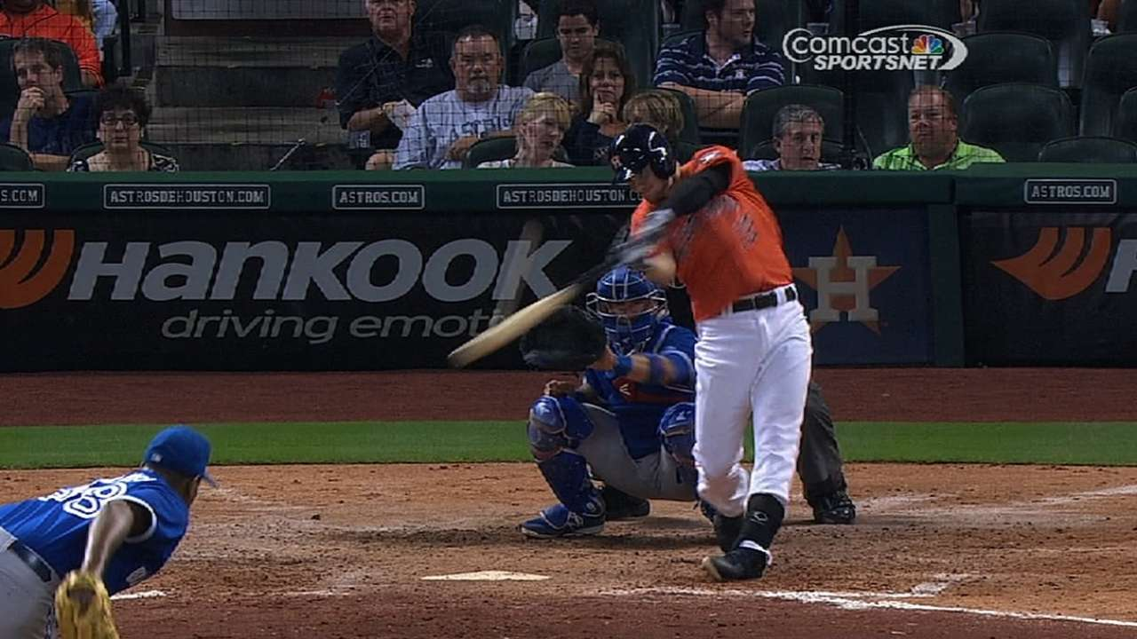 Astros players undergo vision tests