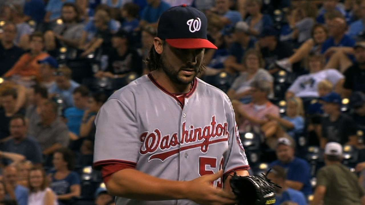 Roark out to show he's no one-summer wonder