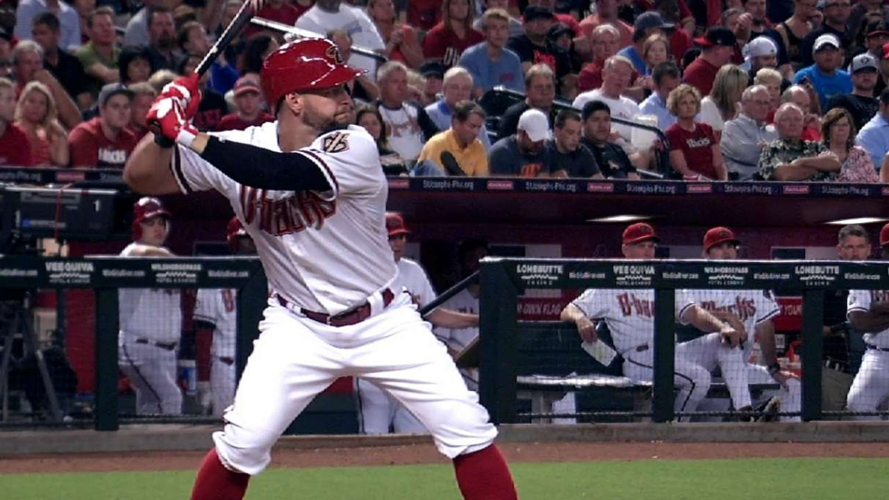 Ross, D-backs being patient with recovery