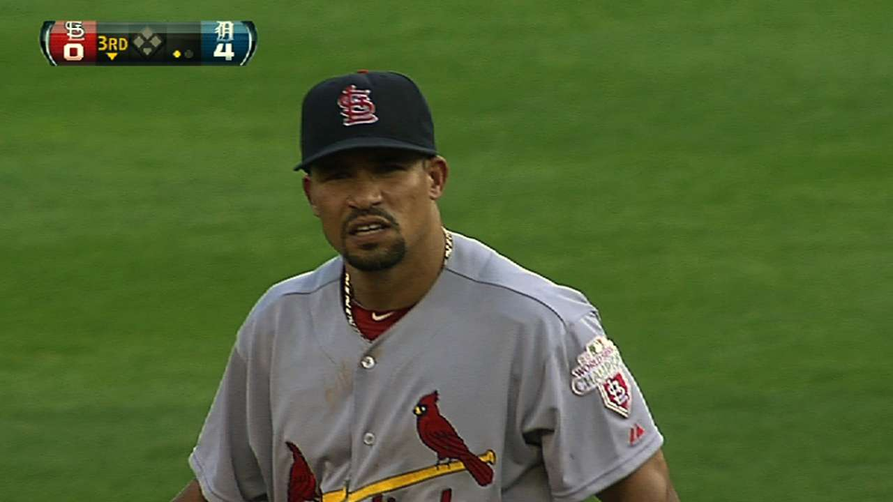 Furcal optimistic groin injury not serious