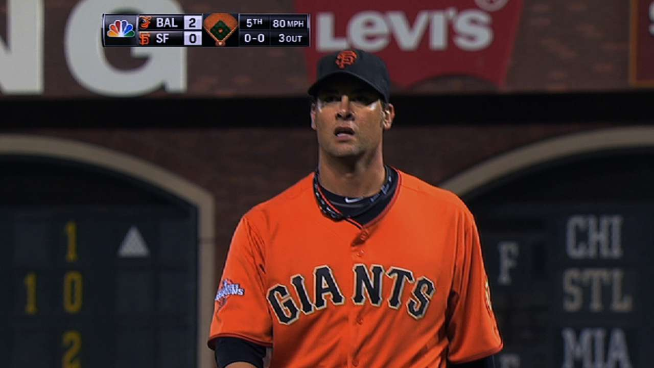 Vogelsong pronounces spring off to 'a good start'