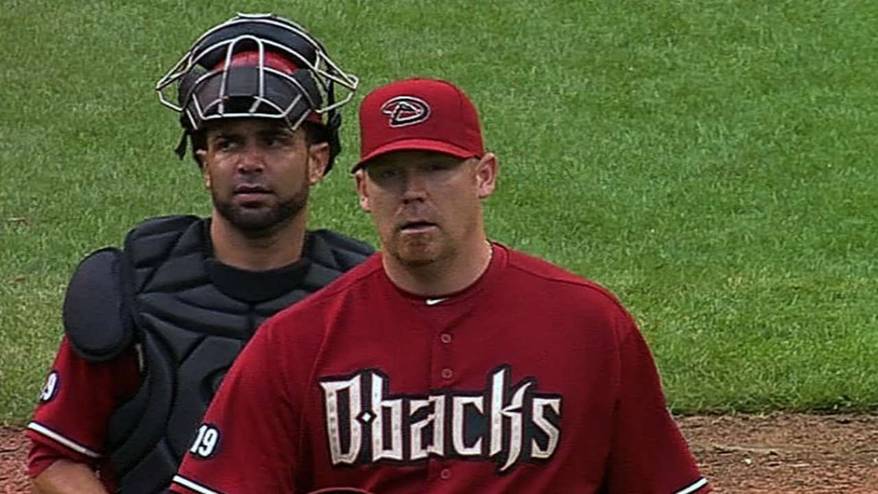 Gibson still has faith in struggling Putz
