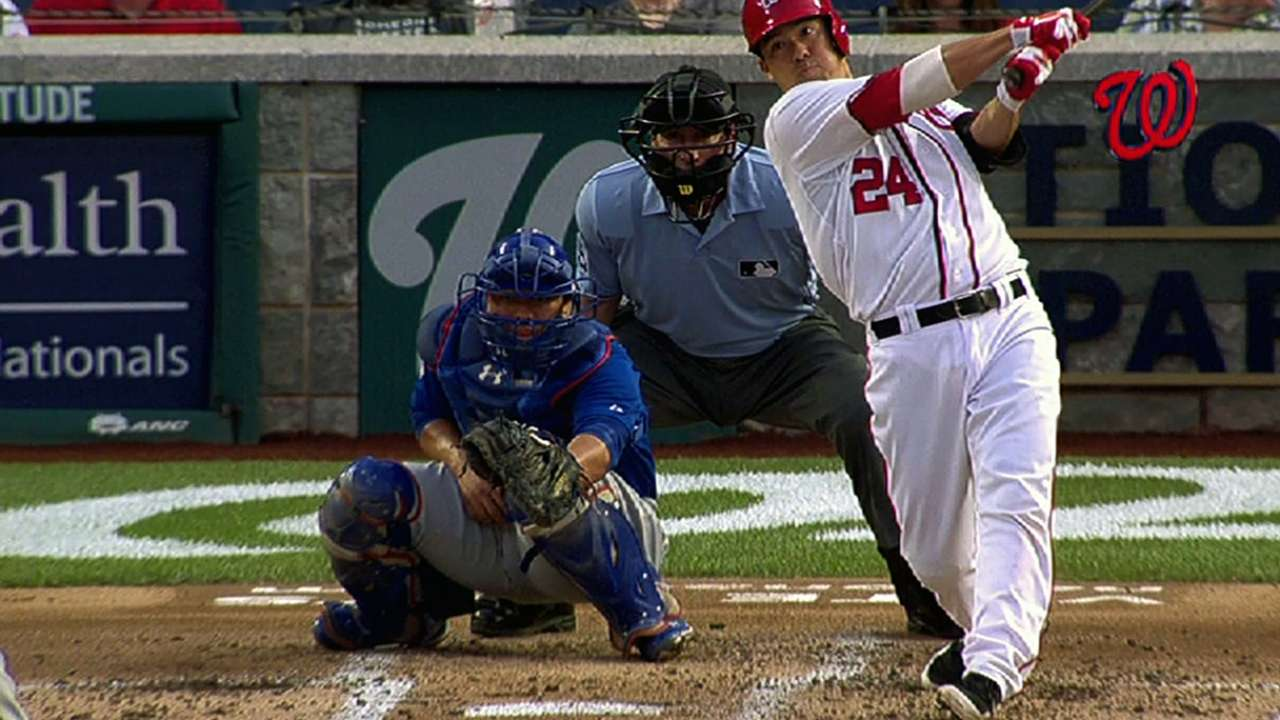 Suzuki looks to replace Mauer behind plate